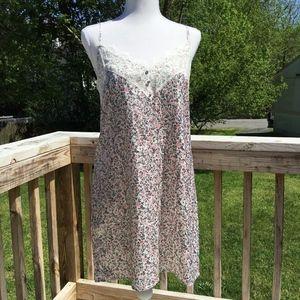 Abercrombie Sleeveless Slip Style Dress